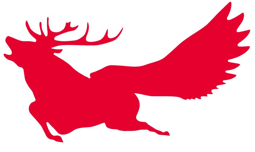 Červený Jelen logo